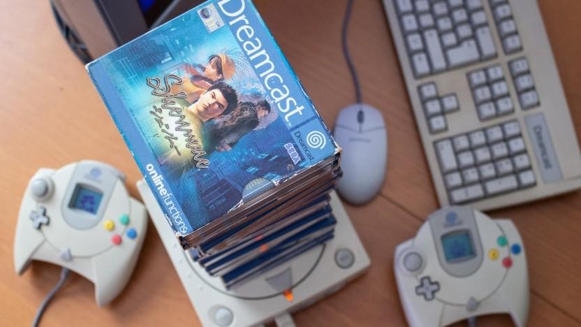 Über 600 Titel erschienen für Segas letzte Konsole.