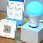 Smart Home: AVM zeigt programmierbaren Dect-Taster und LED-Leuchte