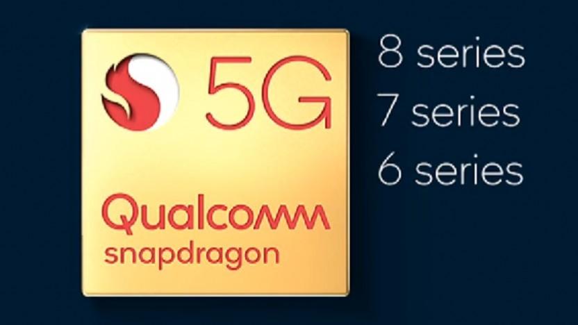 Snapdragon 700/600 mit 5G-Modems sind geplant.