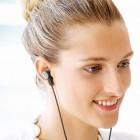 Motorola Tech 3: Bluetooth-Hörstöpsel sind auch mit Kabel nutzbar