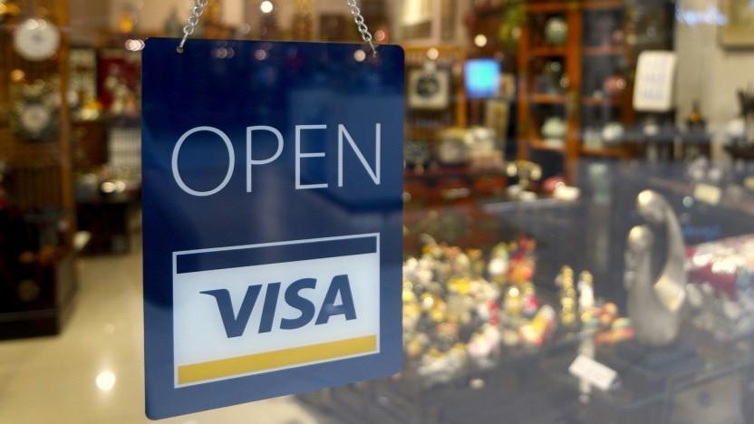 Kreditkartendaten können auch bei Offline-Einkäufen abgegriffen werden.