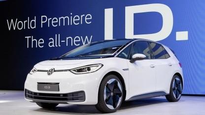 ID.3 von Volkswagen