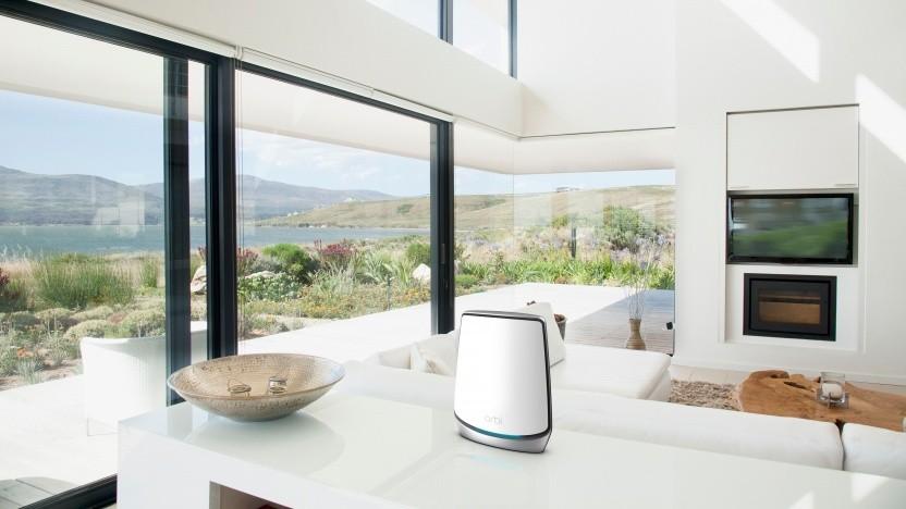 Netgears neues Wi-Fi-6-Orbi-System