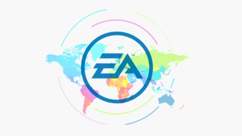 Logo von Electronic Arts