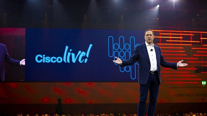 Mobilfunktechnik: Cisco will 5 Milliarden US-Dollar in 5G investieren - Golem.de