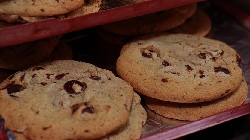 Diese Cookies sind nicht besonders gesund, aber wenigstens legal.