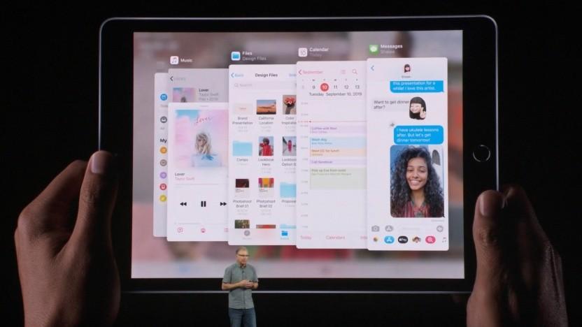 iPad 10,2 Zoll