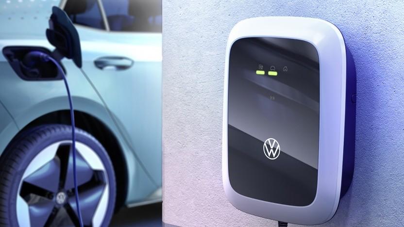 Der ID Charger von VW kommt im November 2019 auf den Markt.