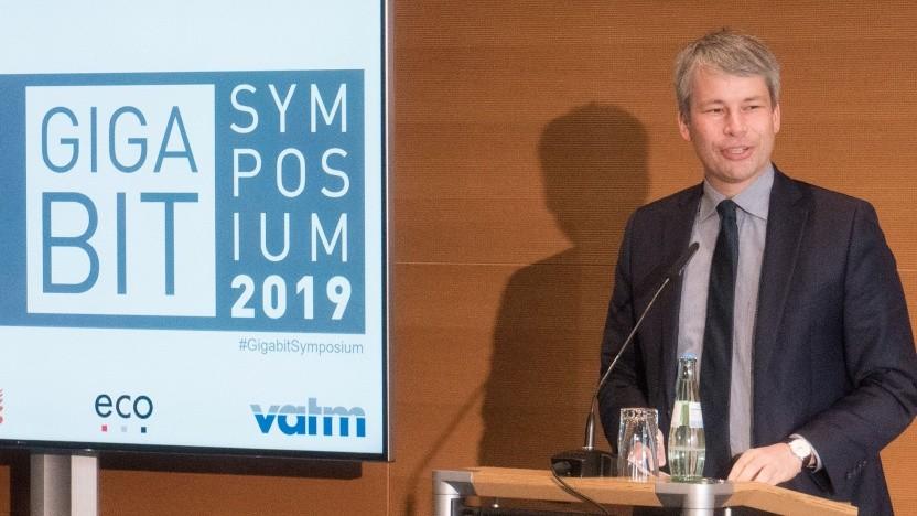 Steffen Bilger, Staatssekretär im Bundesverkehrsministerium
