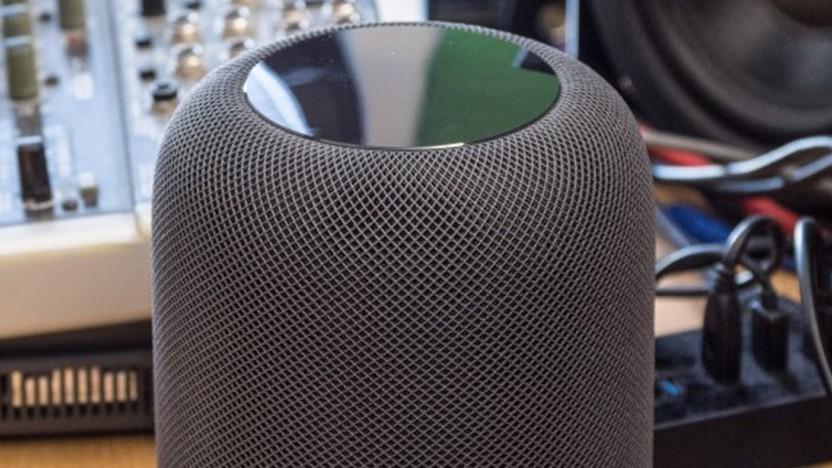 Neue Funktionen für Apples Homepod