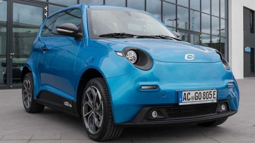 Batterieprobleme: Auslieferung des e.Go verzögert sich - Golem.de