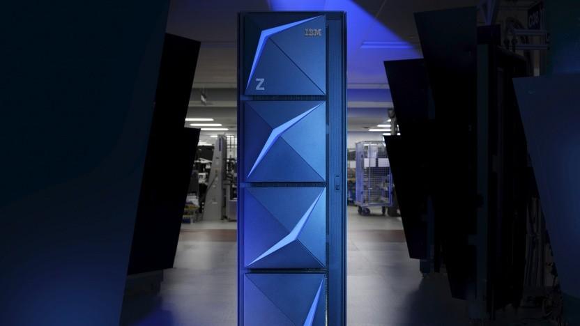 z15-Mainframe