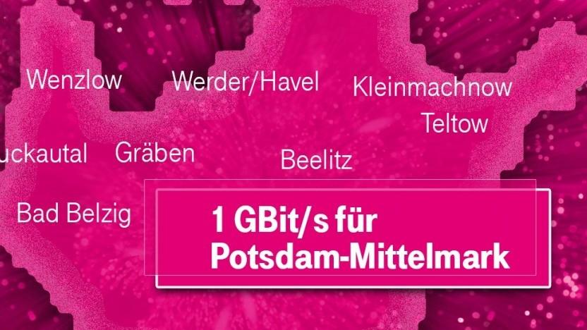 Ausbaubild der Telekom