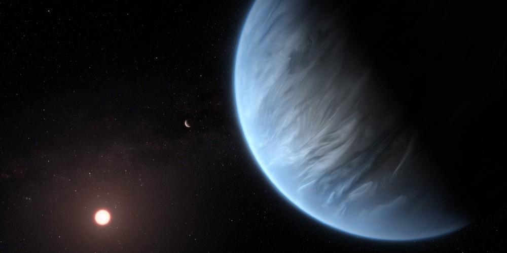 Astronomie: K2-18b ist weder eine zweite Erde noch super