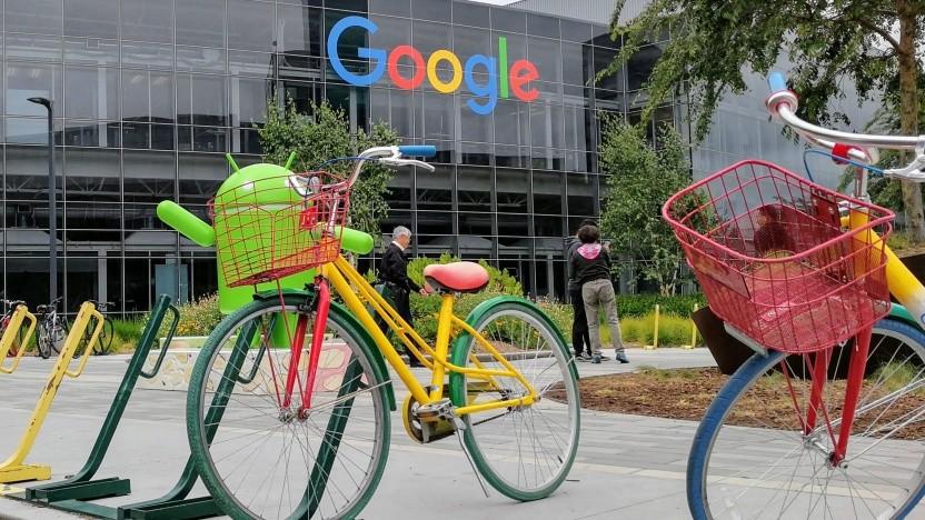 Google nimmt Änderungen an den Algorithmen seiner Suchmaschine vor.