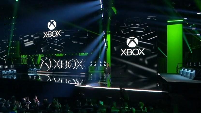 XBox-Präsentation aufd der E3 2019