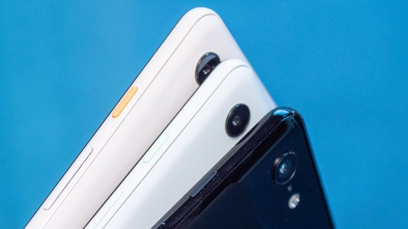 Die Kameras der Pixel-3-Smartphones
