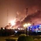Saudi-Arabien: Drohnenangriffe legen halbe Erdölproduktion lahm