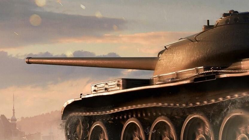 Artwork von World of Tanks