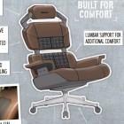 E-Sports: Nissan zeigt von Rennwagen inspirierte Gaming-Stühle