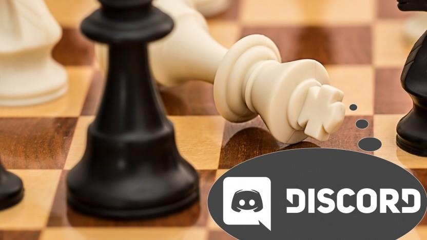 Discord gibt sein Spieleangebot auf.