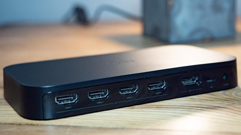 Die neue Philips Hue Play HDMI Sync Box