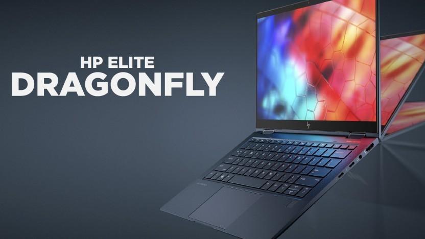 Image result for HP Elite Dragonfly