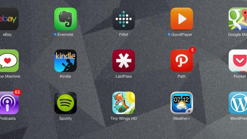 Lastpass auf einem iPad