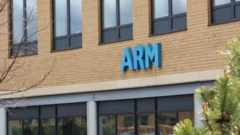 ARM-Headquarter im englischen Cambridge