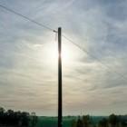 Fiber To The Pole: Kabelnetzbetreiber für oberirdische Glasfaser
