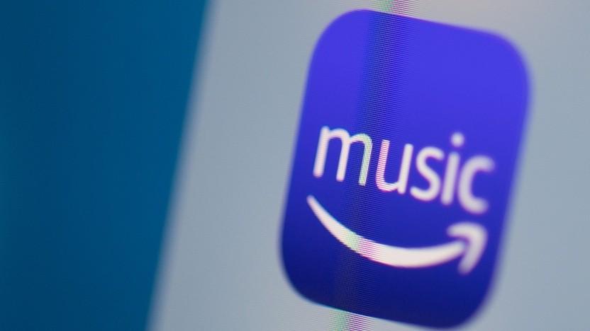 Amazon startet Music HD.