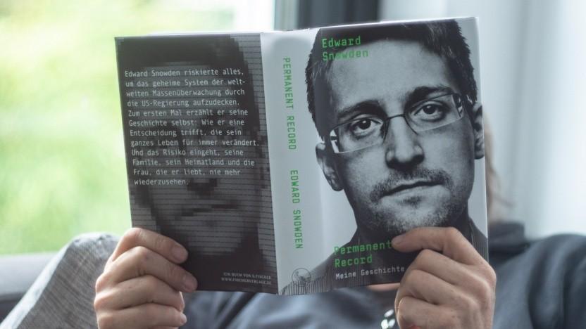 Edward Snowden soll an den Bucheinnahmen möglichst wenig verdienen.