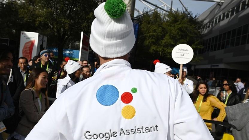 Google will den Google Assistant auf einen WLAN-Router bringen.