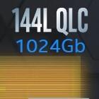 SSDs: Intel arbeitet an 144-Schicht-Speicher und 5-Bit-Zellen