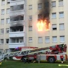 Akku: Zehn Verletzte bei E-Scooter-Brand im Wohnhaus