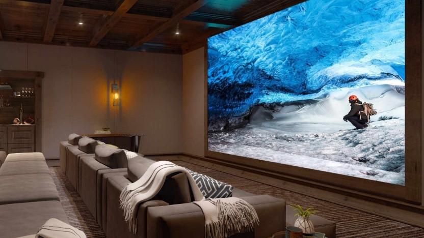 Sonys Crystal-LED-Videowand