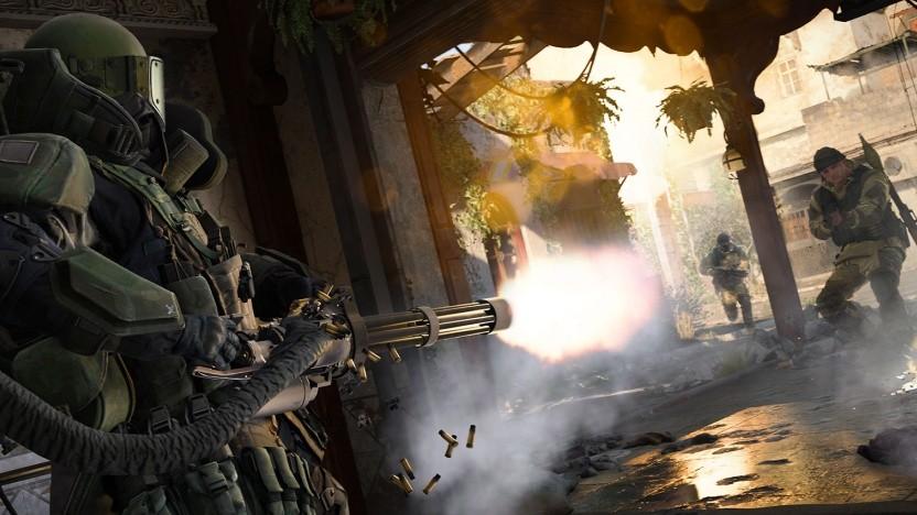 Antwort von Call of Duty: Modern Warfare