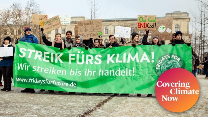 Klimaproteste von Fridays for Future: Am Freitag sollen nicht nur Schüler streiken, sondern auch alle anderen.