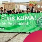 Fridays for Future: Klimastreiks online und offline