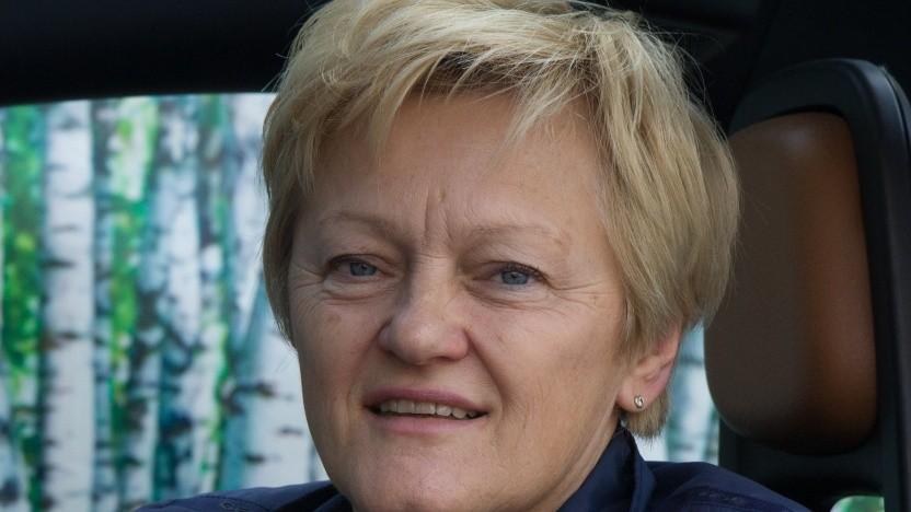 Renate Künast wird in den sozialen Medien extrem beschimpft.