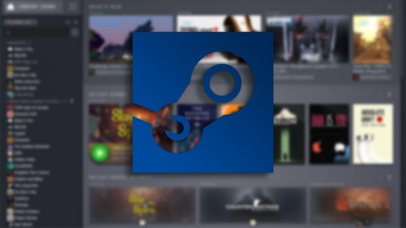 Valves PC-Spieledienst Steam