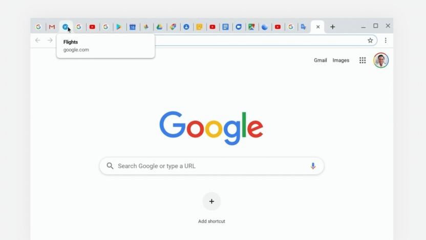 Der Chrome-Browser soll die Tab-Übersicht und -Verwaltung verbessern.