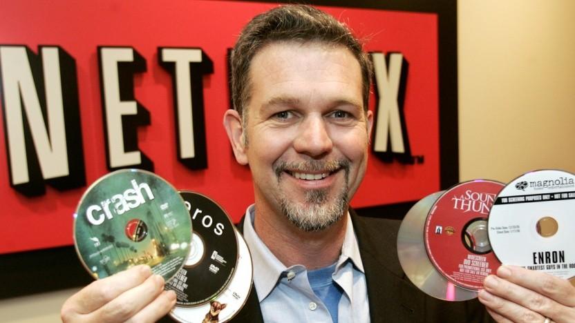 Mit dem DVD-Verleih hat es bei Netflix angefangen.