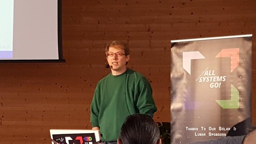 Der Systemd-Initiator Lennart Poettering stellt die Idee von Systemd-Homed vor.