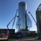 SpaceX: Das Starship nimmt Form an