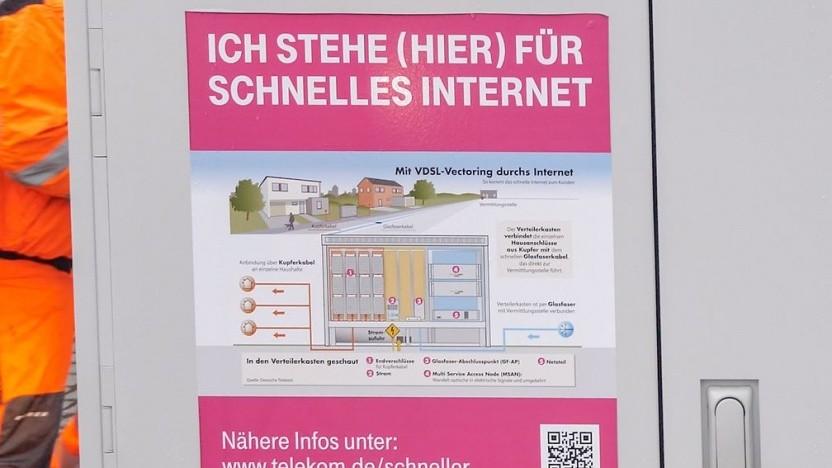 Im Netz der Telekom