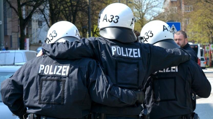 Polizisten bekommen immer mehr Kollegen.
