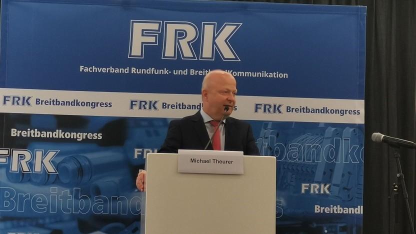 Auf dem FRK-Kongress in Leipzig