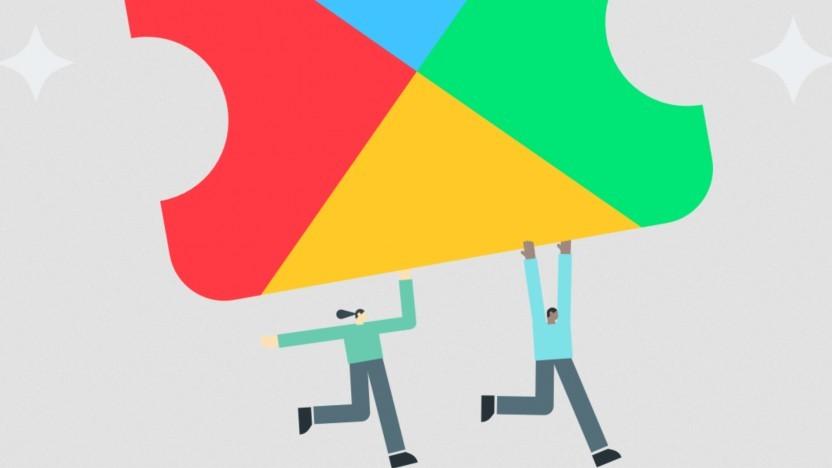 Artwork von Google Play Pass
