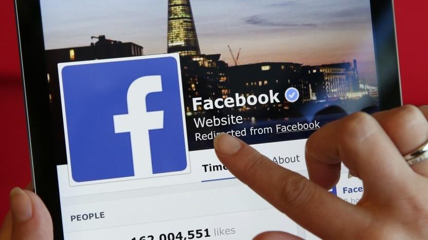 Facebook auf dem Tablet: natürlichere und intuitivere Möglichkeiten, Geräte zu bedienen